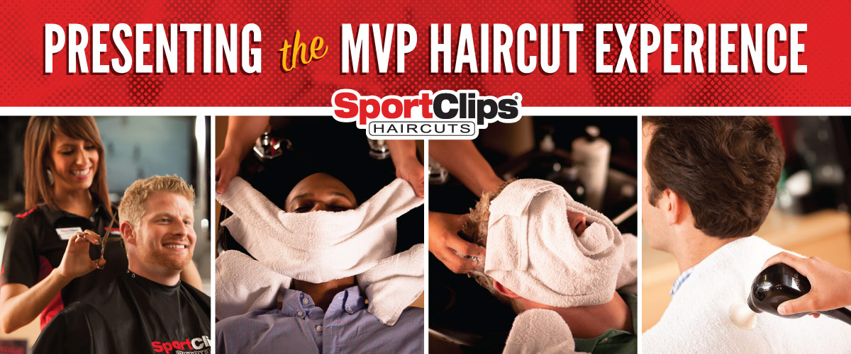 The Sport Clips Haircuts of Toledo - Shops at Westgate MVP Haircut Experience